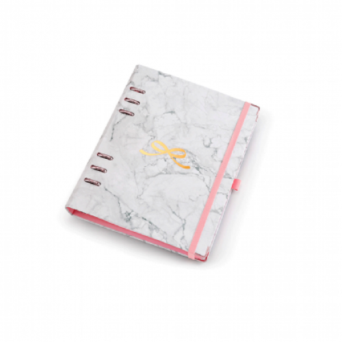 CADERNO PINK STONE PLANNER A5 MRM - 03022172004